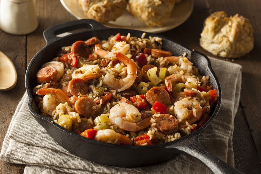 cajun seafood recipes