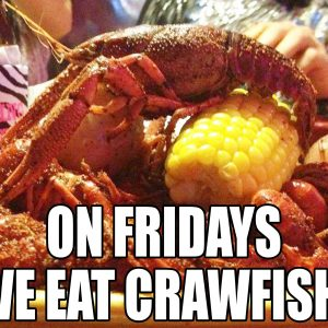 crawfish fridays