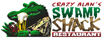 Crazy Alan Swamp Shack