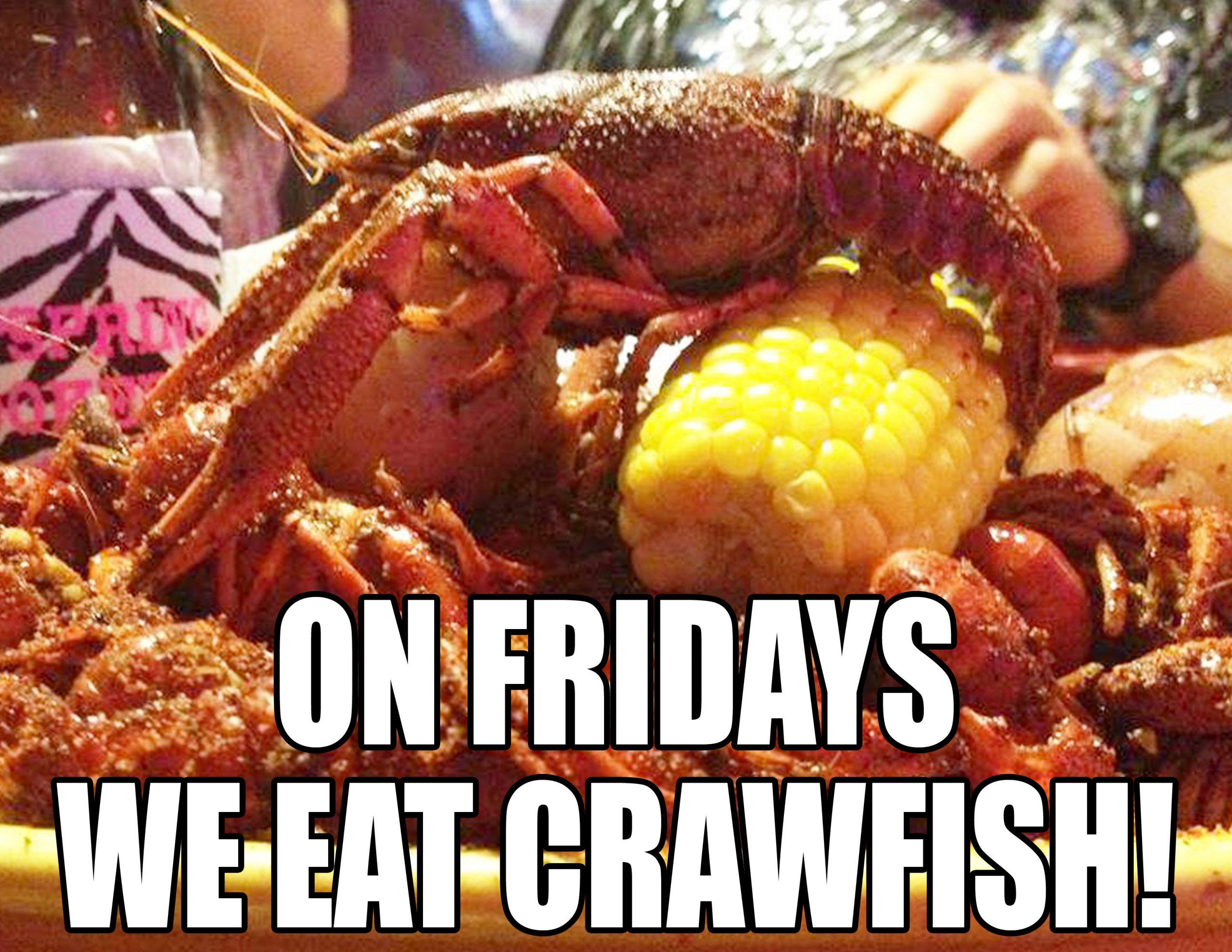 crawfish fridays